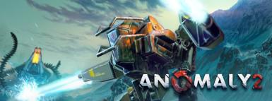 Anomaly 2 Title