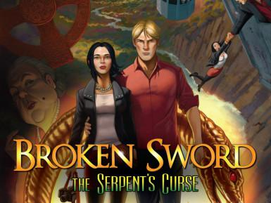 Broken Sword Serpents Curse Title
