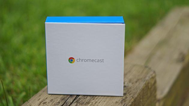 Chromecast obal