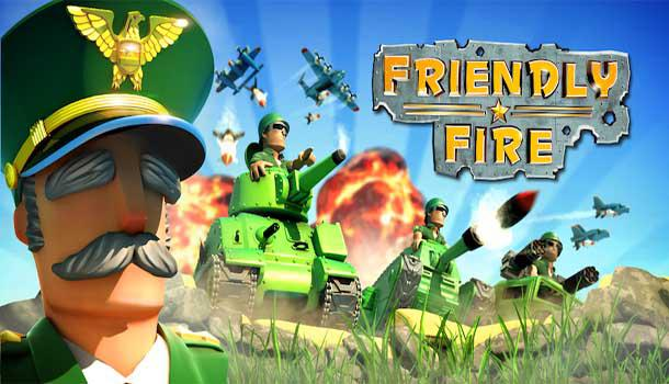 Friendly Fire Title