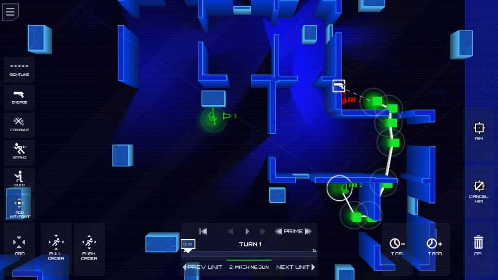 Samsung Galaxy S4 mini - Frozen Synapse 2