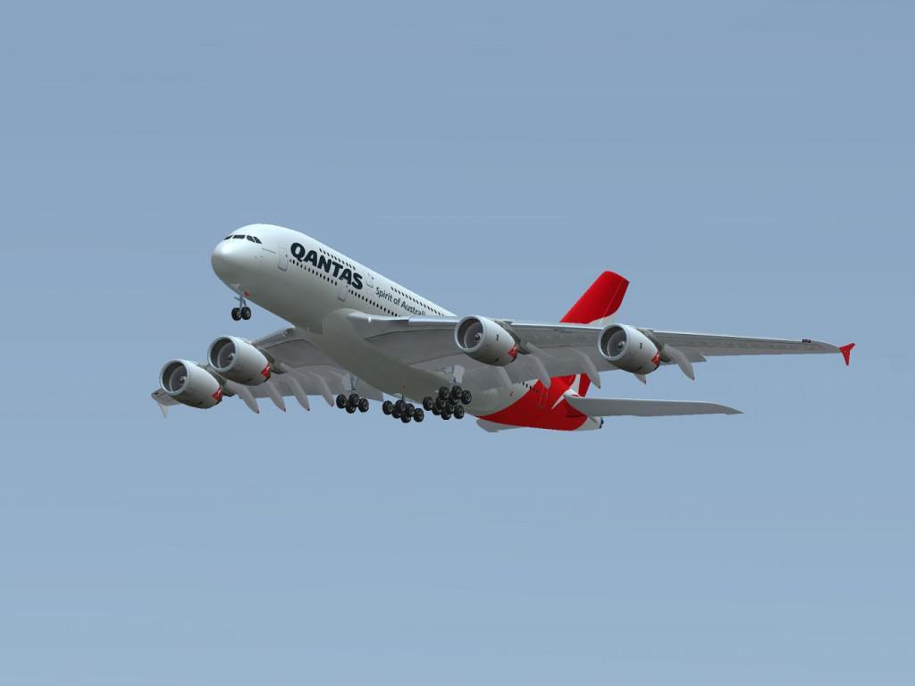 Infinite Flight Quantas