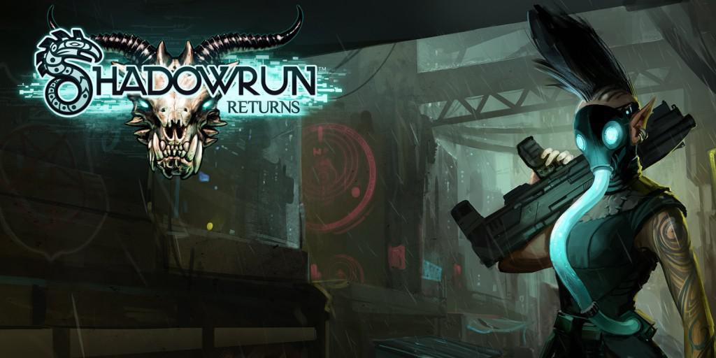 Shadowrun Returns Title
