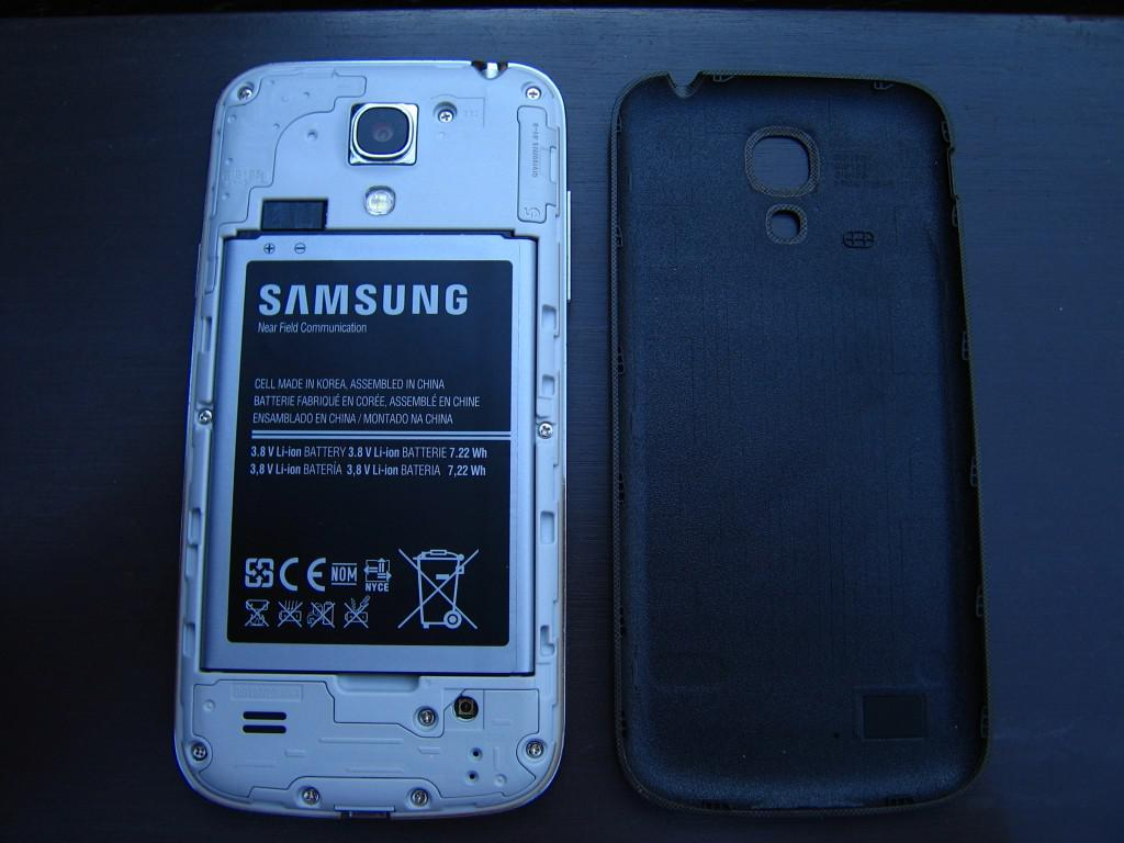 Samsung Galaxy S4 mini - Baterie