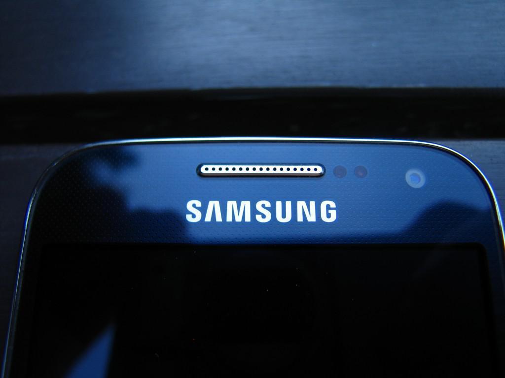 Samsung Galaxy S4 mini - Čidla