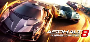 Asphalt 8 Title