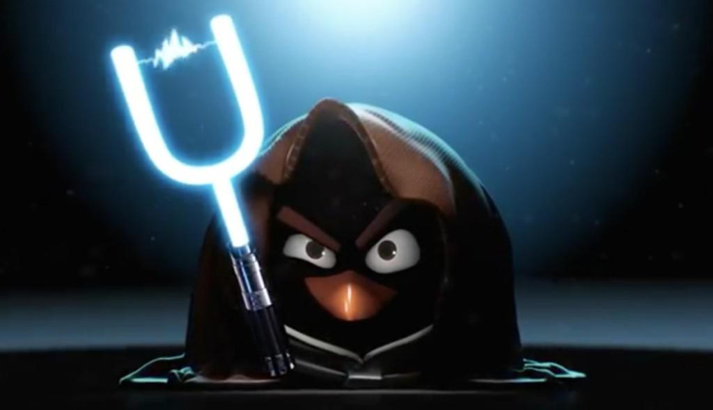 Agry Birds Star Wars 2 temná síla