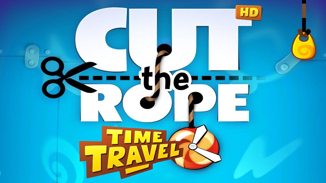 Cut The Rope logická hra na Android