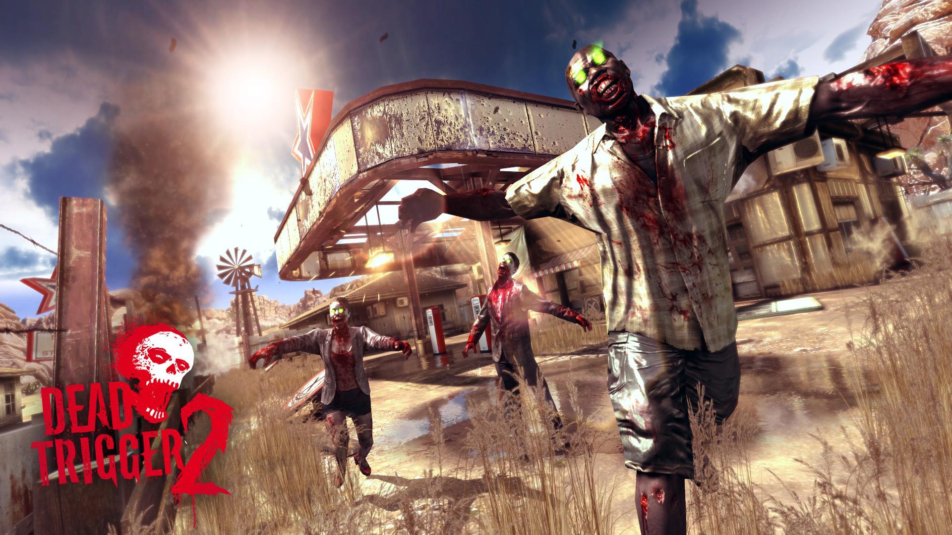 Dead Trigger 2 - zombie hra míří na tablety a telefony s androidem 2