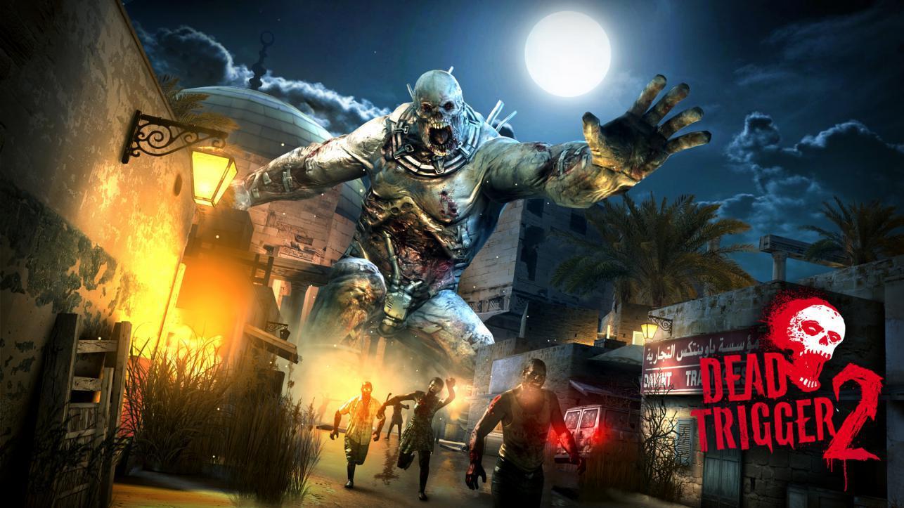Dead Trigger 2 - zombie hra míří na tablety a telefony s androidem - souboj s bossem