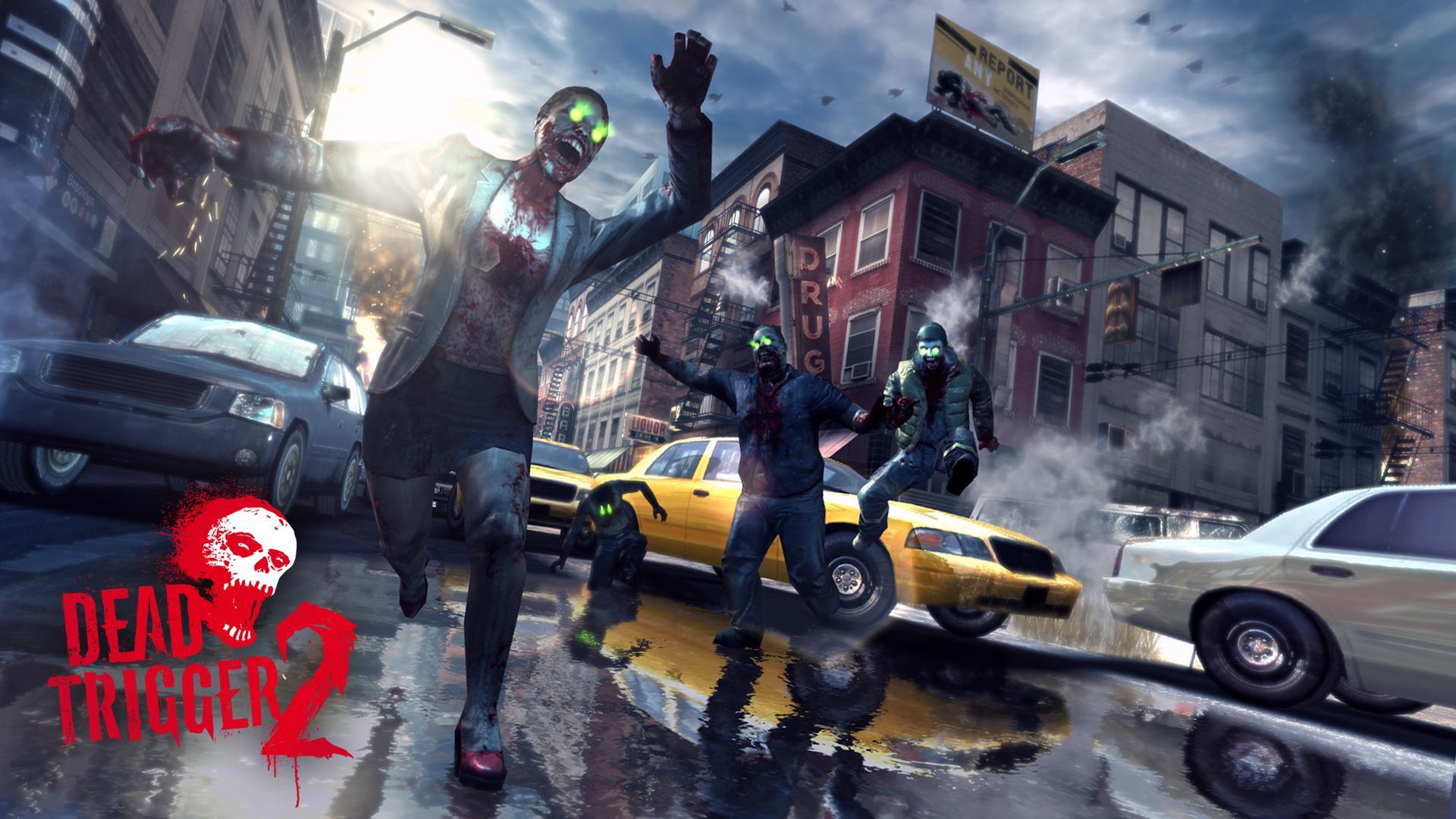 Dead Trigger 2 - zombie hra míří na tablety a telefony s androidem