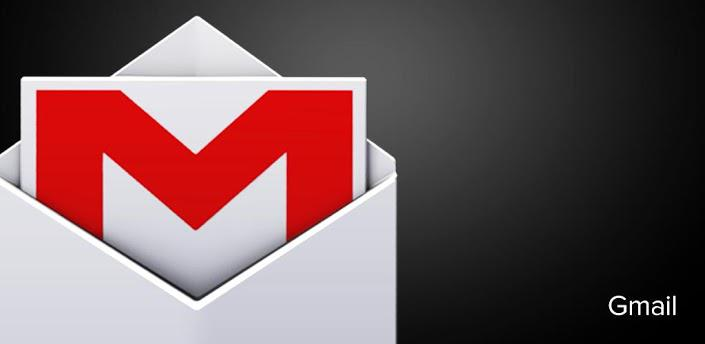 Aplikace Gmail