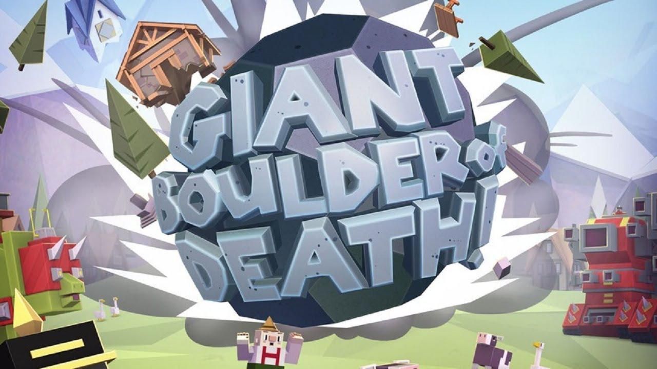 Hra Giant Boulder of Death