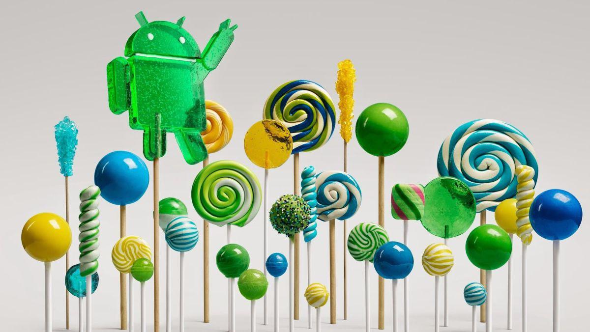 Návod jak aktualizovat telefon na Android 5.0 Lollipop