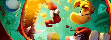 Hra Rayman Fiesta Run je arkádová plošinovka na android tablet