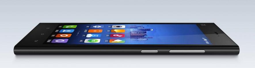 Telefon Xiaomi mi3 je nejvykonnejsi smartphone z ciny