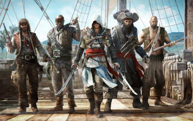 assassins creed pirates hra na mobil s androidem
