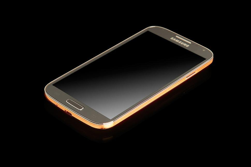 samsung galaxy s4 gold