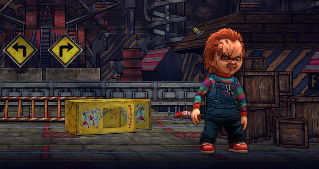 Chucky Slash Dash android hra