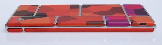 Motorola ARA telefon složený