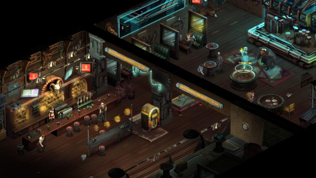 Shadowrun Returns Android RPG