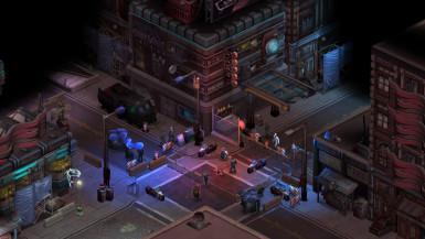 Shadowrun Returns - nejlepší RPG hra pro Android