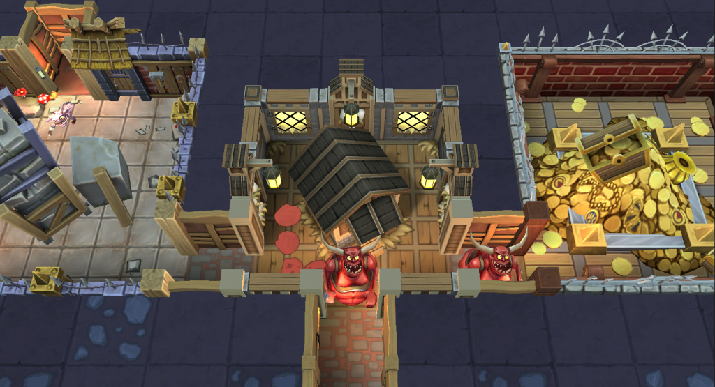 Dungeon Keeper vychází pro android telefony a tablety