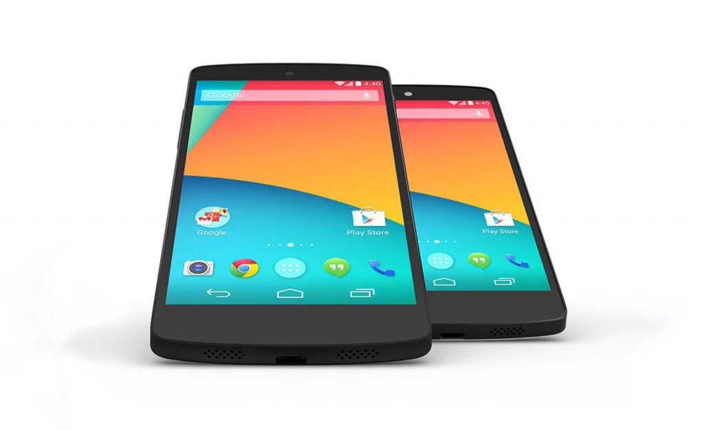 Nejvýkonnější telefon Google Nexus 5 LG