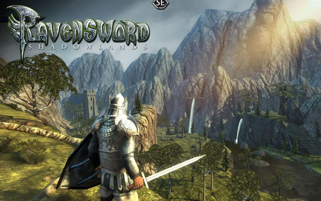 TOP RPG hra na Android tablet - Ravensword Shadowlands