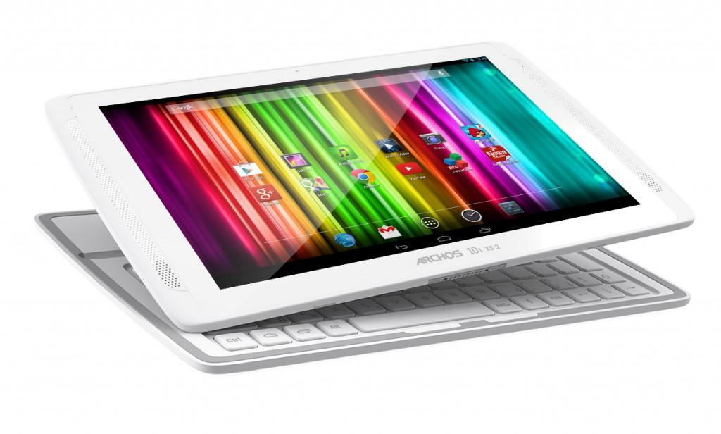 Tablet s hardwarovou klávesnicí Archos 101 XS2