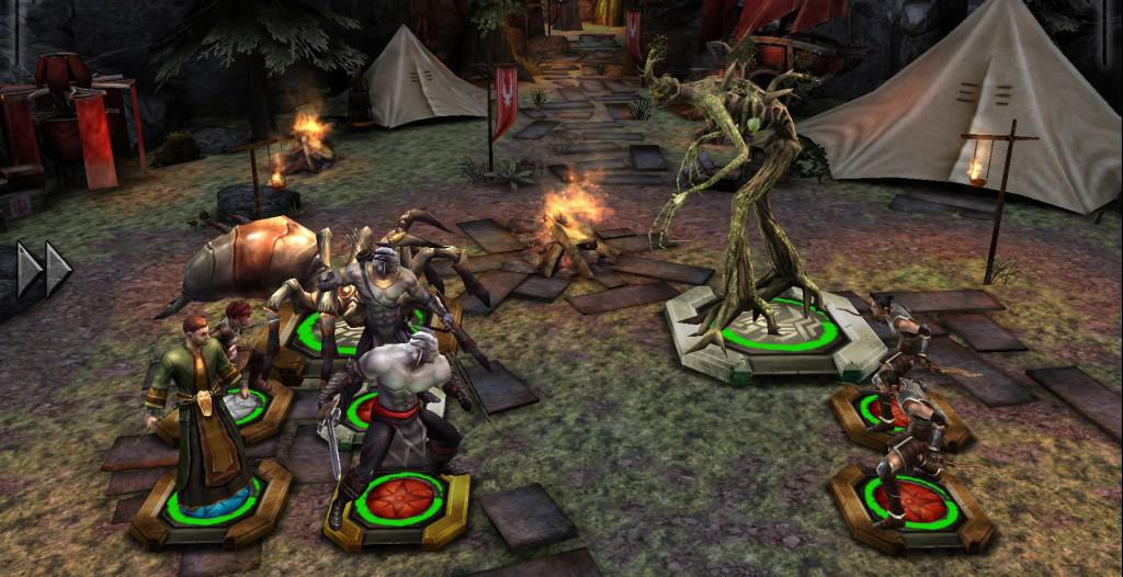 Akční RPG hra Heroes of Dragon Age od EA