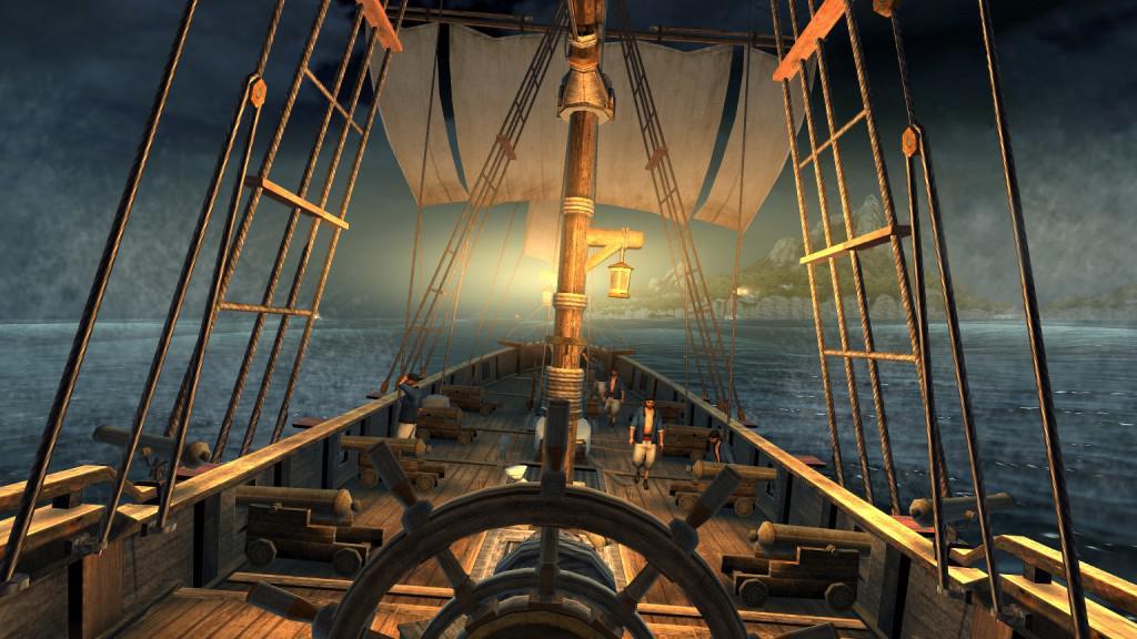 Assasins Creed Pirates je hra na piráty pro Android