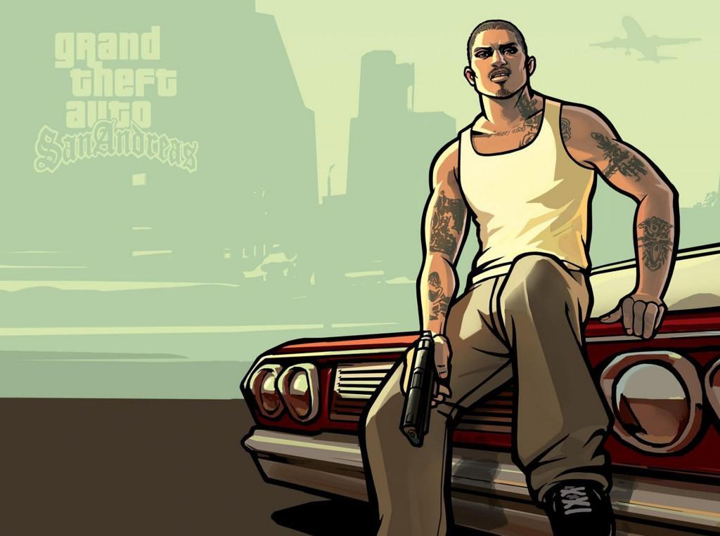 GTA San Andreas - nové grand theft auto konečně na android