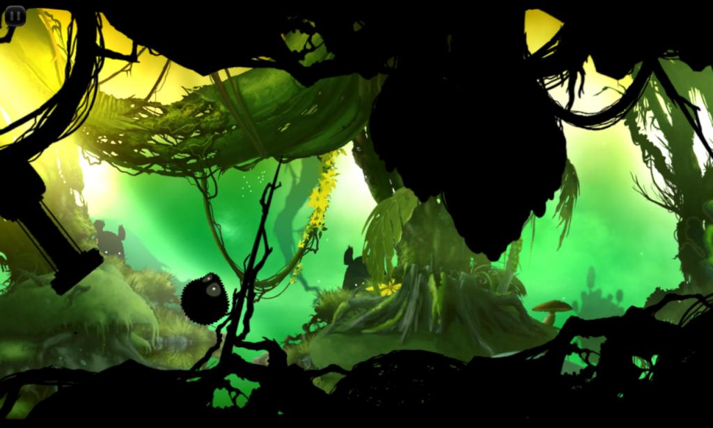 Hra Badland patří mezi nejoriginálnější hry pro android