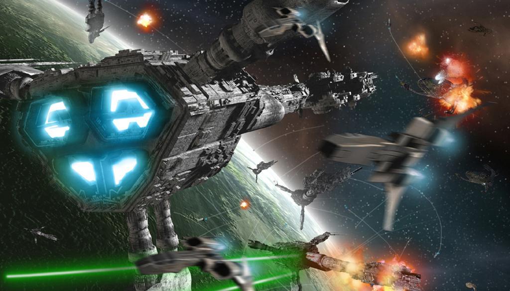 Imperium Galactica 2 patří mezi povedené hry pro android