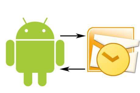 Propojení Androida s Exchange firemní mailovou poštou a kalendářem
