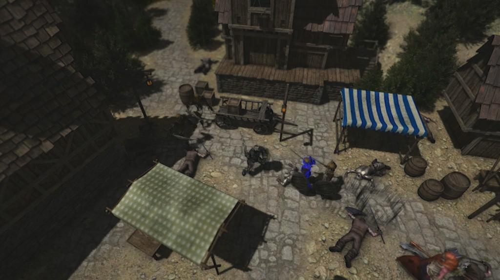 Chystaná RPG hra Dungeonforge přinese na Android vinikající grafiku