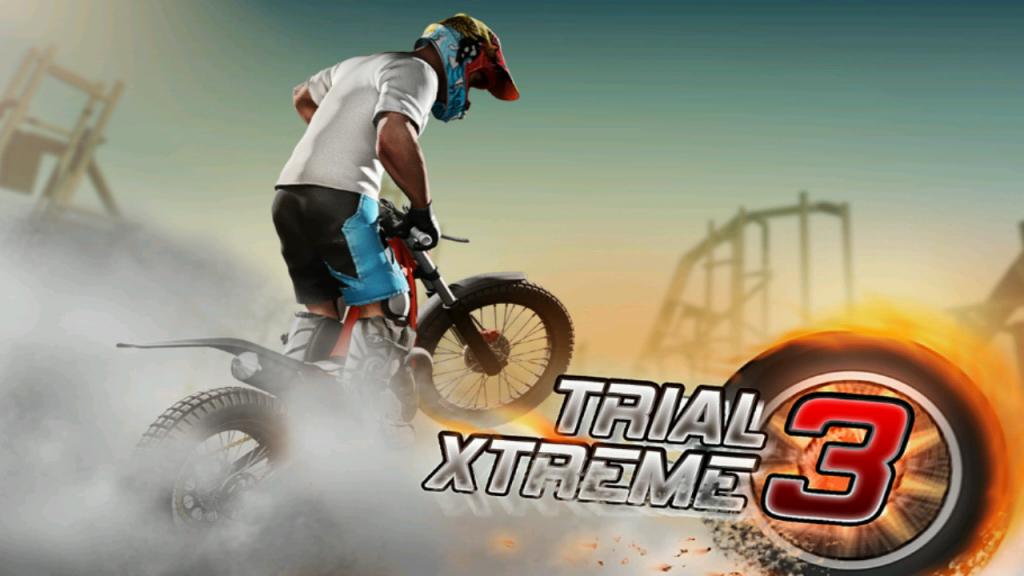 Hra Trial Xtreme 3 je špičkový motocross na Android