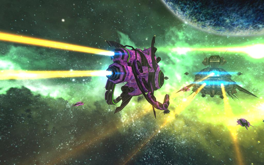 Nová vesmírná RPG hra Galactic Phantasy Prelude jde ve stopách Freelancera