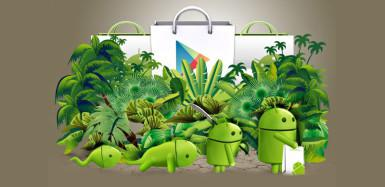 Od Android marketu na google play - evoluce google obchodu