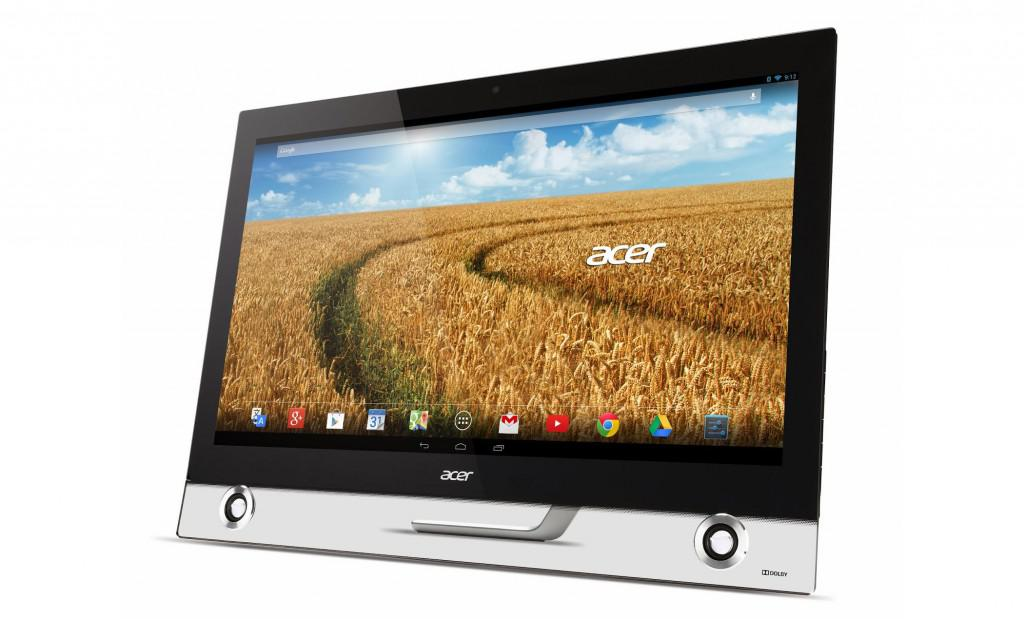 Stolní PC s Androidem Acer Aio TA272HUL