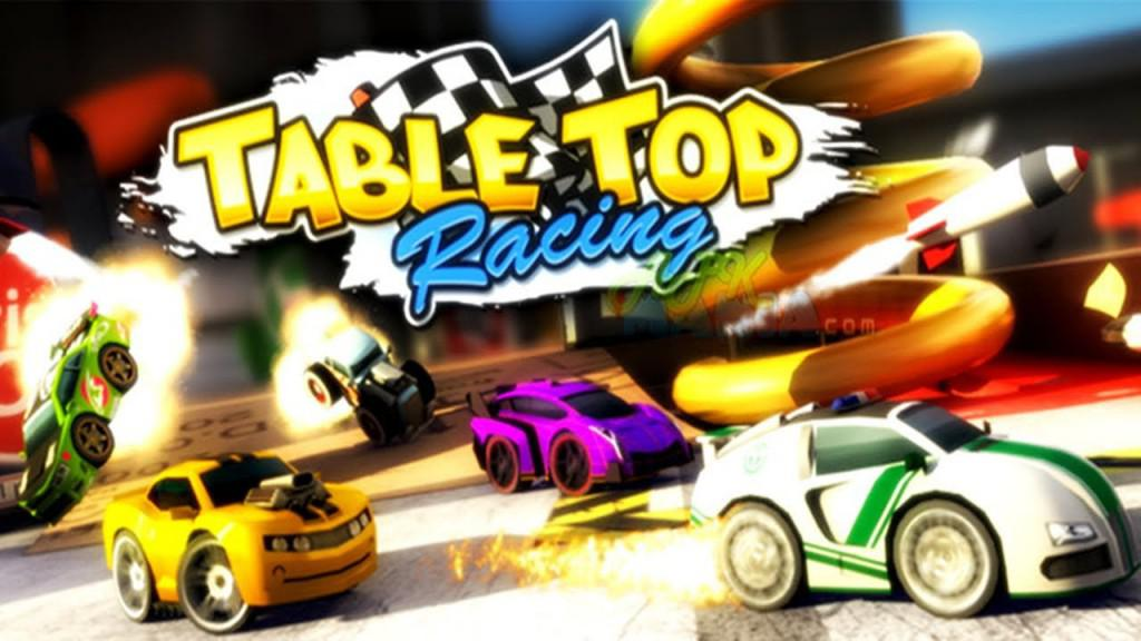 Table Top Racing je Nová závodná hra na Android