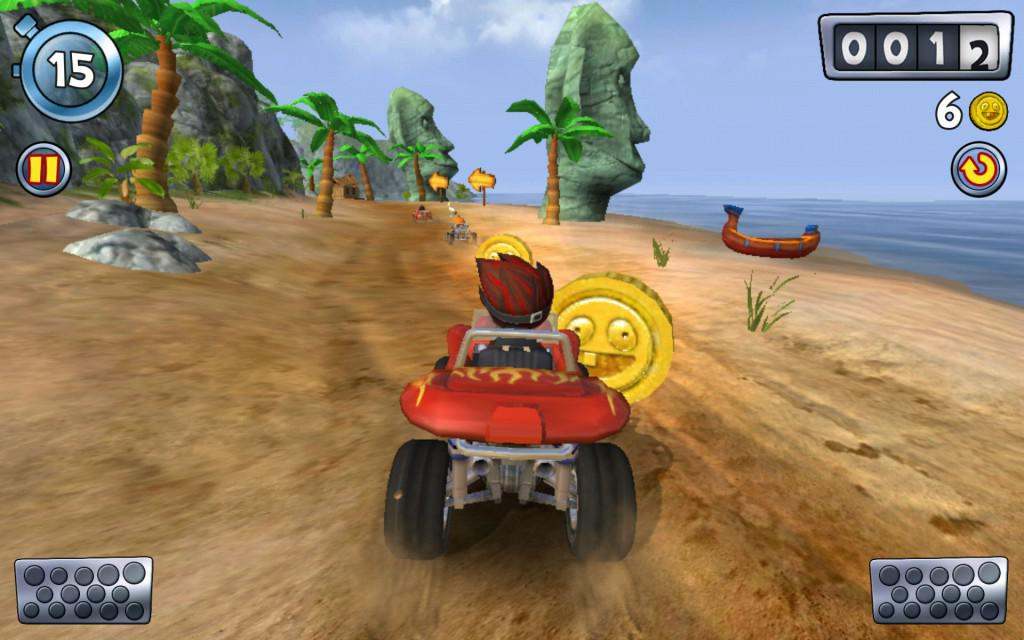 Hra na Android Beach Buggy Blitz