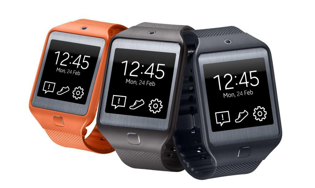 Chytré hodinky smartwatch Samsung Gear 2 Neo