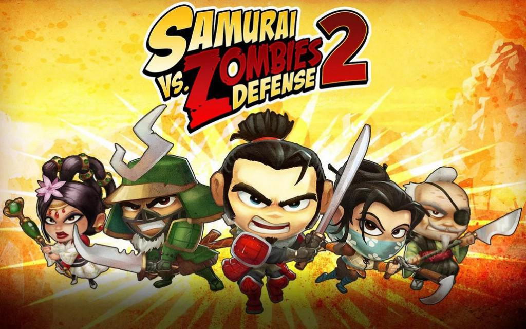 samurai-vs-zombies-defense