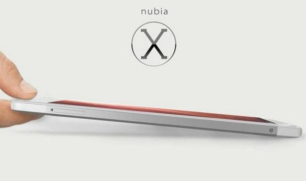 Phablet ZTE Nubia X6 Android
