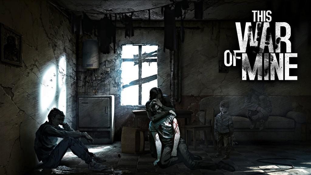 Válečná hra This War of Mine