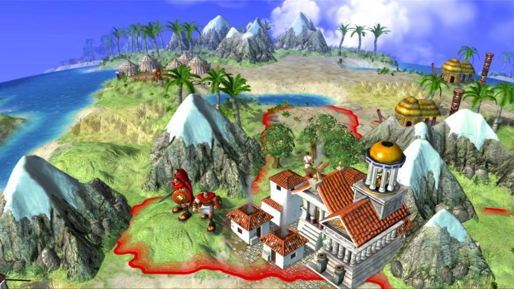 Civilization Revolution 2 vyjde naAndroid
