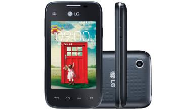 Extra levný telefon LG-L35