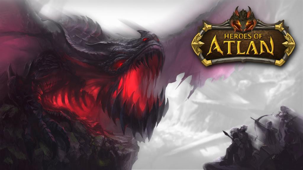 Heroes of Atlan je RPG hra pro Android